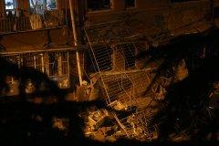石景山一小区发生煤气爆燃事故 3人受伤送医治疗