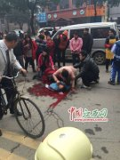 江西一学生被城管执法车碾死-肇事者已停职被拘