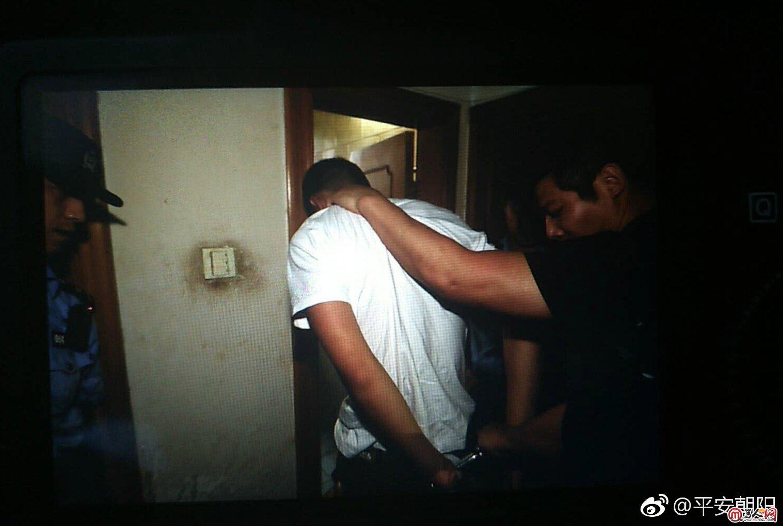 男子在北京双井街头疑用专业格斗术打人 已被抓获